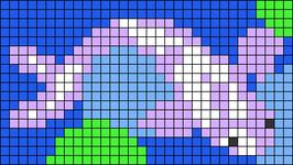 Alpha pattern #34042 variation #28435