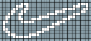 Alpha pattern #33710 variation #28436