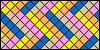 Normal pattern #28422 variation #28448