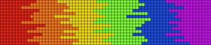 Alpha pattern #34434 variation #28560