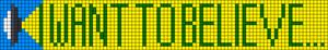 Alpha pattern #13752 variation #28590