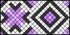 Normal pattern #32407 variation #28694