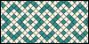 Normal pattern #9456 variation #28747