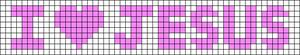 Alpha pattern #19594 variation #28858