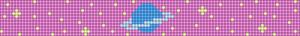 Alpha pattern #26932 variation #28893