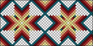 Normal pattern #25054 variation #28955