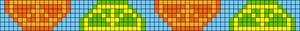 Alpha pattern #23977 variation #28966