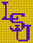 Alpha pattern #14803 variation #28993