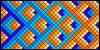 Normal pattern #24520 variation #29004