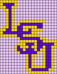 Alpha pattern #14803 variation #29021