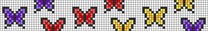Alpha pattern #34546 variation #29124