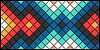 Normal pattern #34363 variation #29136