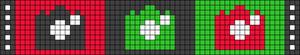 Alpha pattern #4834 variation #29281