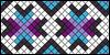Normal pattern #23417 variation #29350
