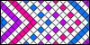 Normal pattern #27665 variation #29368