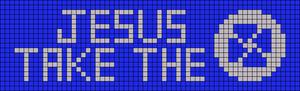 Alpha pattern #31877 variation #29448
