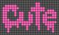 Alpha pattern #32833 variation #29503
