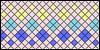 Normal pattern #12070 variation #29613