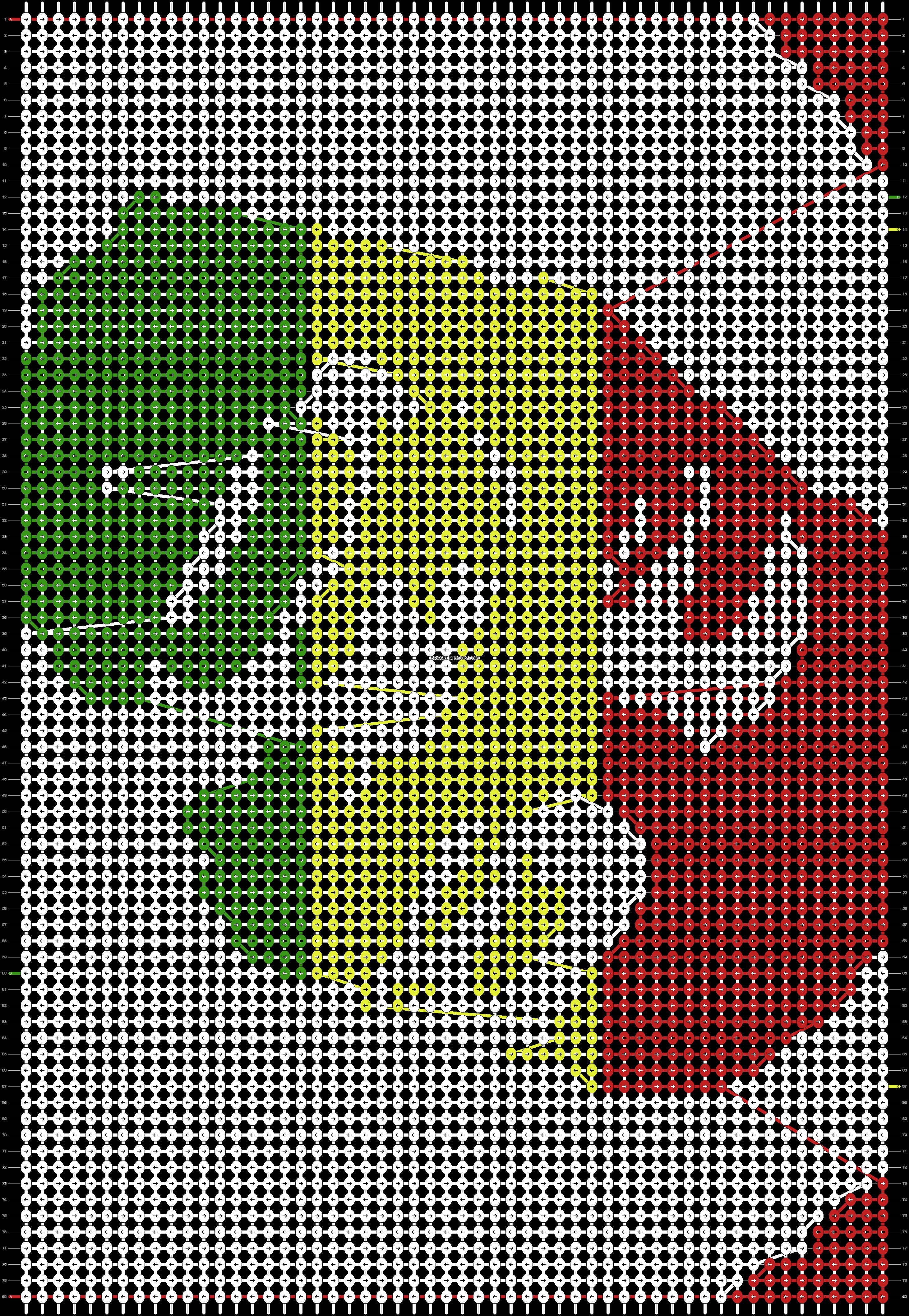 Alpha pattern #21816 variation #29701 pattern
