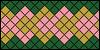 Normal pattern #14400 variation #29741