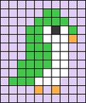 Alpha pattern #34754 variation #29844