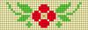 Alpha pattern #33800 variation #29885
