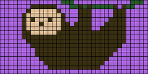 Alpha pattern #34773 variation #30037