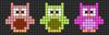 Alpha pattern #31201 variation #30215