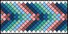 Normal pattern #26065 variation #30416