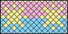 Normal pattern #26551 variation #30434