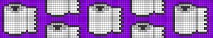 Alpha pattern #34737 variation #30510