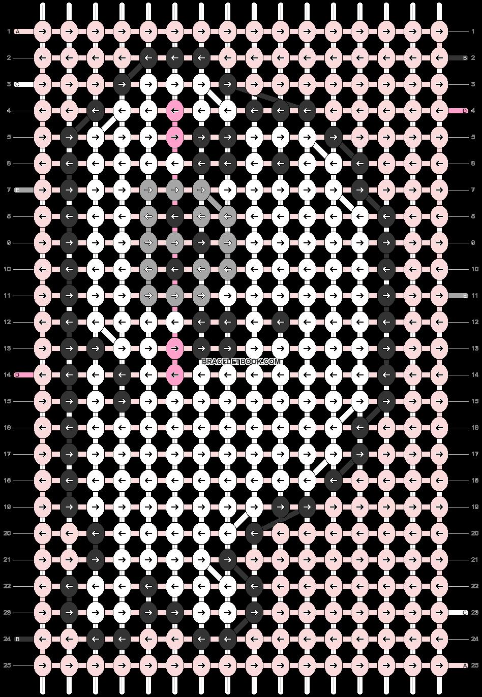 Alpha pattern #32541 variation #30631 pattern