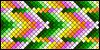 Normal pattern #25050 variation #31003