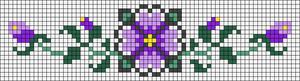 Alpha pattern #34757 variation #31015