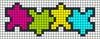Alpha pattern #24101 variation #31028