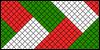 Normal pattern #7030 variation #31033