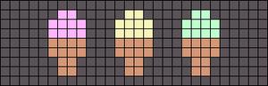 Alpha pattern #34977 variation #31043
