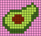 Alpha pattern #21120 variation #31228