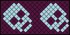 Normal pattern #16236 variation #31360