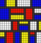 Alpha pattern #33870 variation #31454