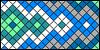 Normal pattern #26911 variation #31508