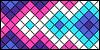 Normal pattern #16476 variation #31540
