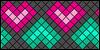 Normal pattern #26120 variation #31638