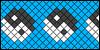 Normal pattern #1804 variation #31706