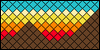 Normal pattern #23694 variation #31764