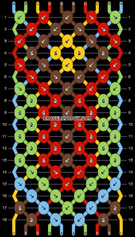 Normal pattern #8906 variation #32177 pattern