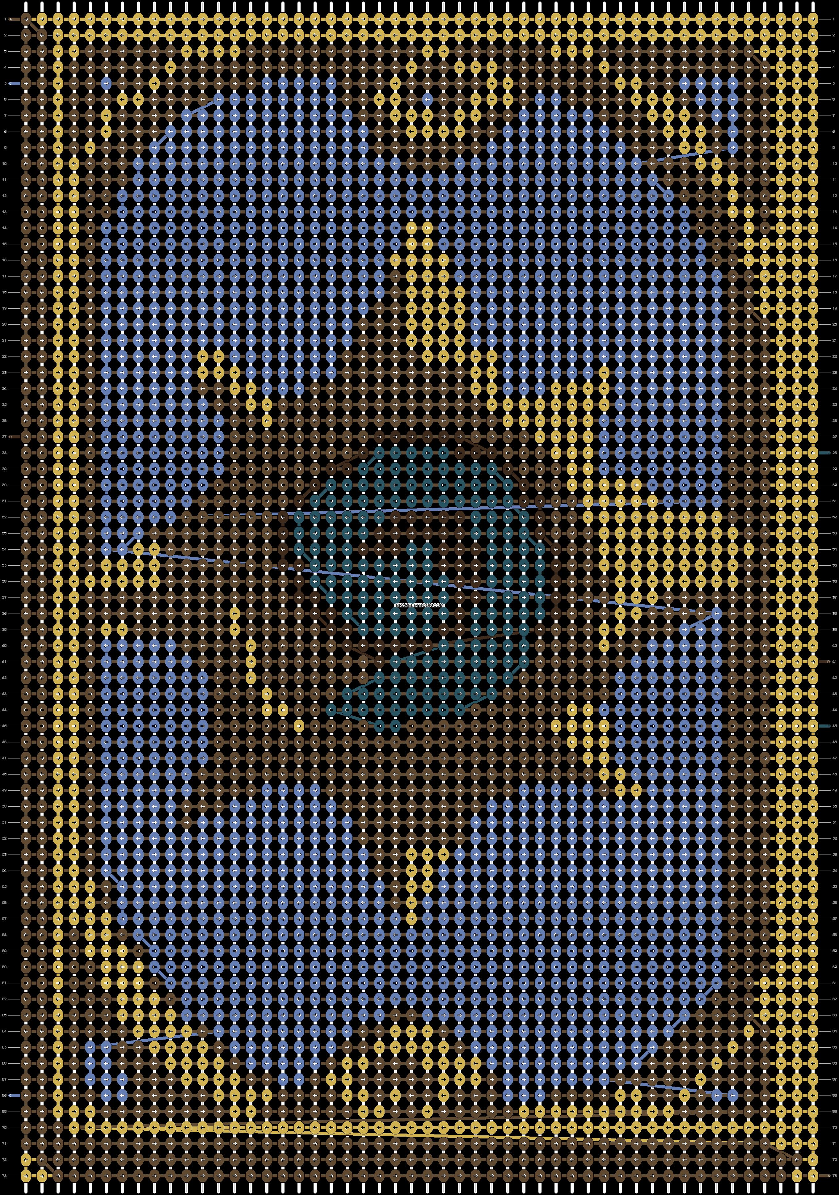 Alpha pattern #20580 variation #32194 pattern