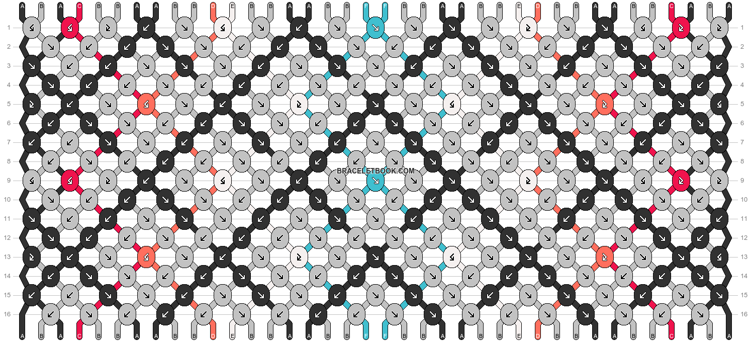 Normal pattern #33180 variation #32214 pattern