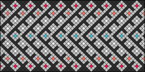 Normal pattern #33180 variation #32214