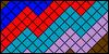 Normal pattern #25381 variation #32279